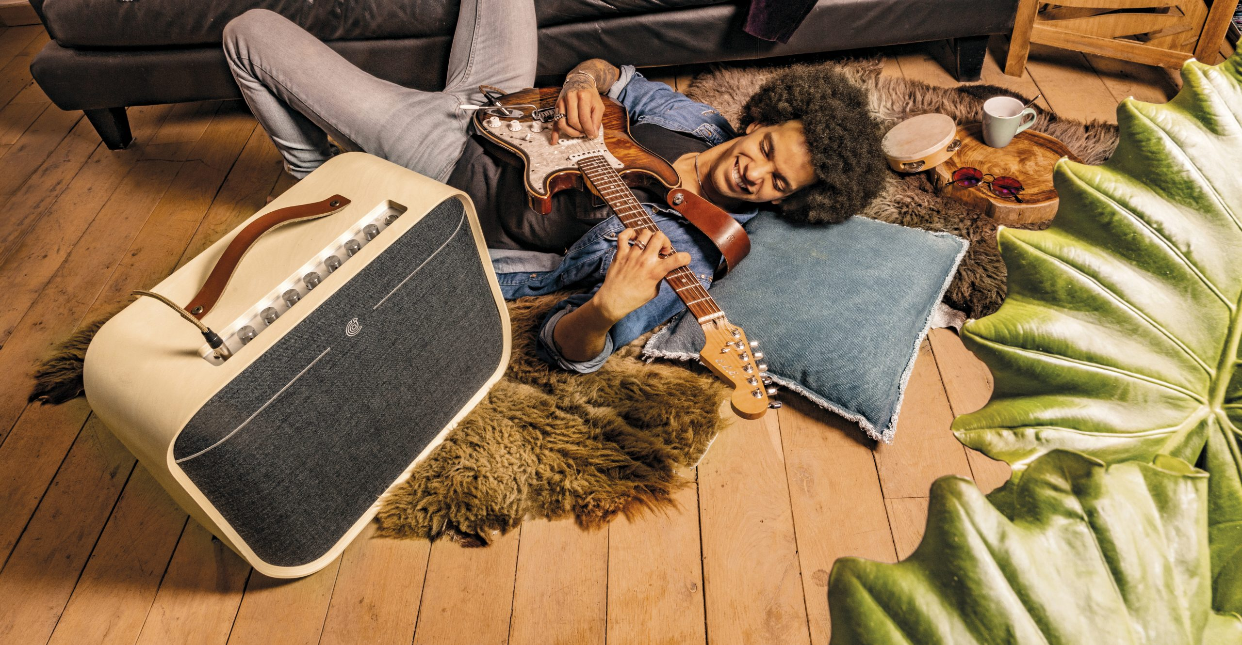 The amp you need!